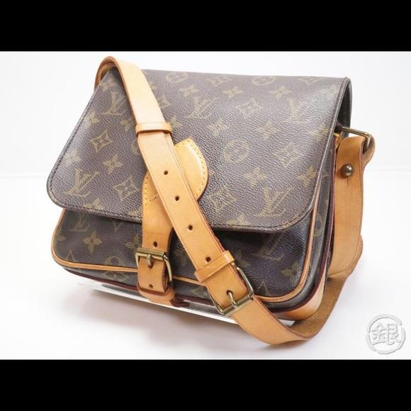 f1e311b5040d Louis Vuitton vintage small Cartouchiere mm Bag. Listing Price   230